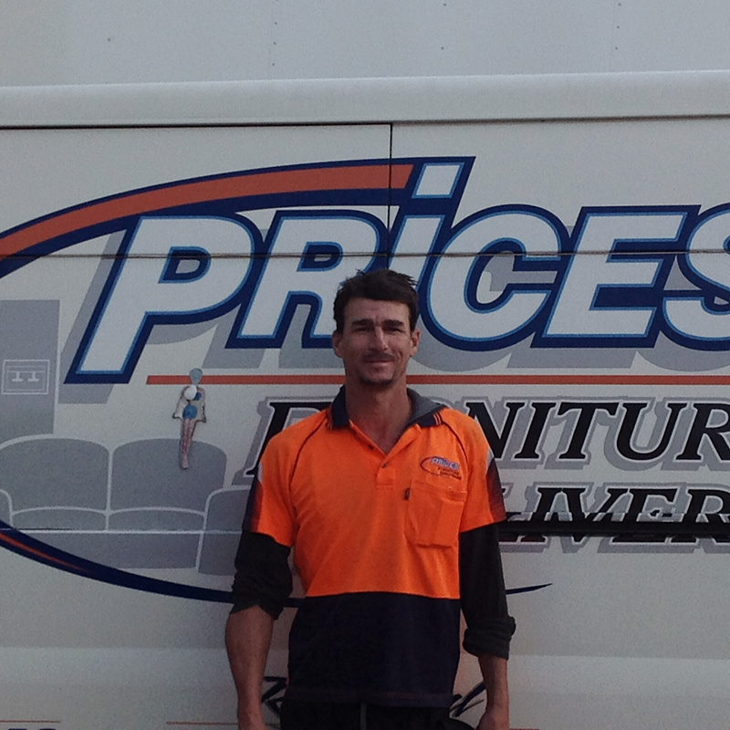 Bradley Barnett - Prices Furniture Deliveries